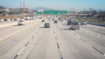 Los Angeles, California, Freeway, Motorway, lanes, wide, big, huge, crowded, way, trip,