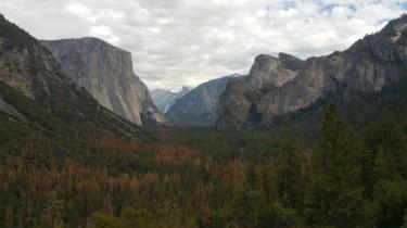 San Francisco, California, Yosemite, Yosemite National Park, Yosemite Falls,, dry, autumn, water, rocks, climb, el capitan, capitan, hiker, tall, high, 1000m, mountain, rock, apple, view,