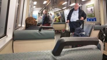 Bart, San Francisco, train, underground,