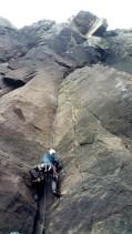 San Francisco, California, Yosemite, Yosemite National Park, Yosemite Falls,, dry, autumn, water, rocks, climb, hiker, tall, high, mountain, rock, hiking,
