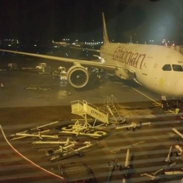 Ethiopian Airlines, plane, Dreamliner,