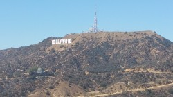 Hollywood Sign, Hollywood, Hollywood Hills, top, mountain,