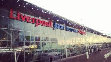 Liverpool, Airport, John Lennon,