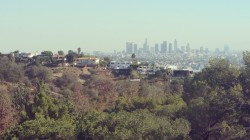 Los Angeles, Skyline, haciendas, hollywood, hollywood hills, city, skyscrapers,