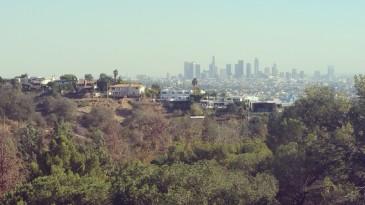 Los Angeles, Skyline, haciendas, hollywood, hollywood hills, city, skyscrapers,