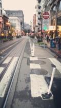 California, San Francisco, cable car, street, ride,