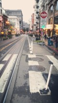 California, San Francisco, cable car, street, ride,