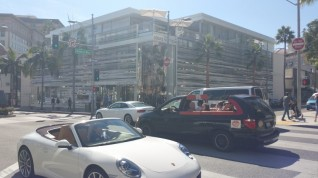 Rodeo Drive, Los Angeles,