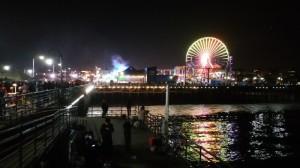 Santa Monica, fun park,