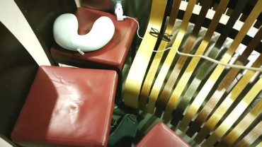 Dublin Airport, Glasses, Seats,