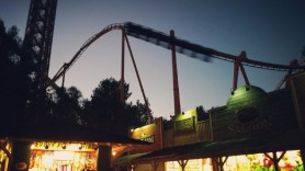 Tatsu, Magic Mountain, Roller Coaster, roller-coaster, ride, los angeles, theme park