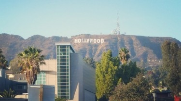 Hollywood, Hollywood sign, panorama, los angeles,