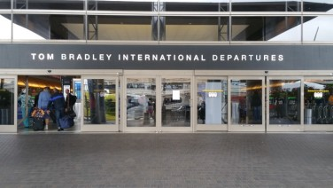 Los Angeles, Airport, Tom Bradley,