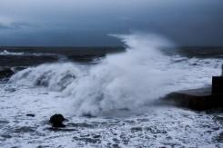 Angry Sea!