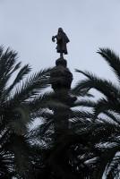 Mirador de Colón. Yeah - thats Christopher Columbus (from the back :) )