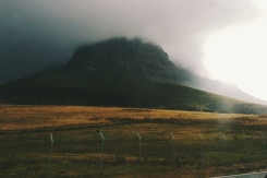 Back in Cape Town