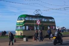 Doubledecker tram