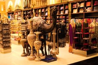 Dubai Mall souvenirs
