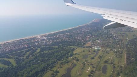 Landing in Pisa 2