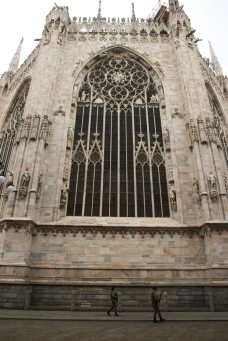 Armed Duomo