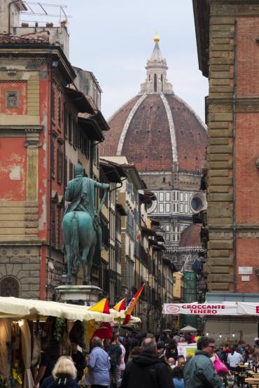 Duomo dominating