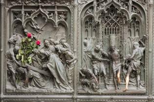 Duomo Gates