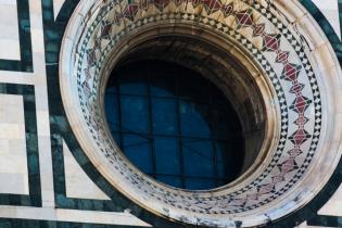 Duomo's omo window