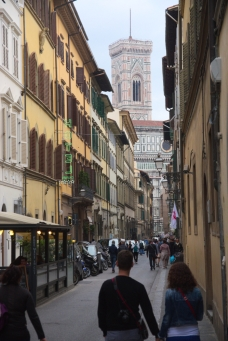Florence random street
