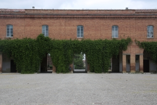 Inside Fortezza Medicea