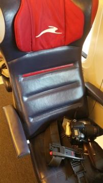 Italo comfy seats