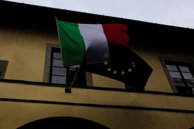 Italy EU as one