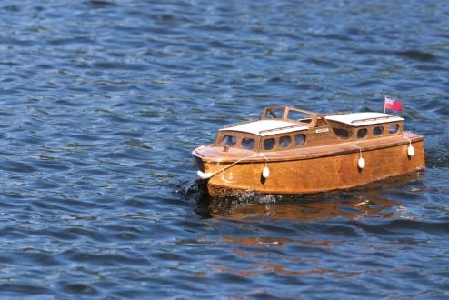 Mini Boat 7