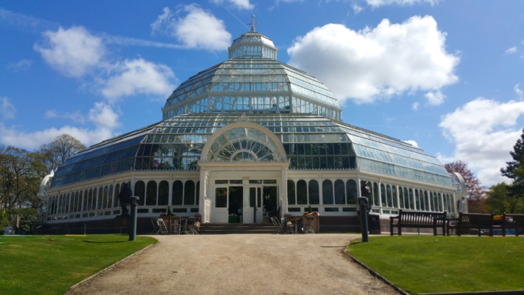 Sefton Palm House