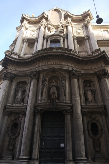 A Milion churches in Rome 2