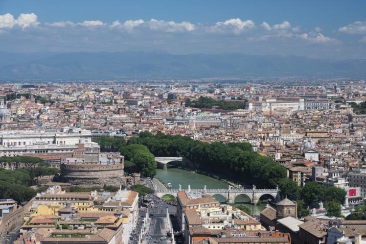 Rome Panorama-2