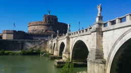 Rome River Bridge