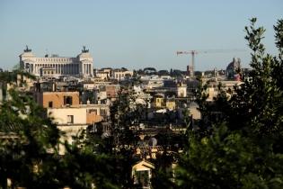 Rome skyline-1