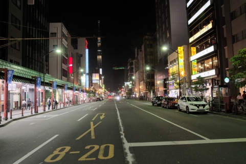 Asakusa night shot