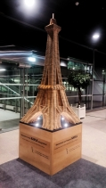 CDG airport's own Eiffel Tower