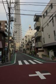 Crossroads Tokyo cross