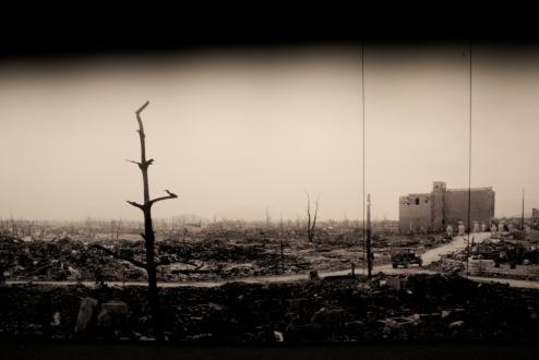 Hiroshima after attack 2