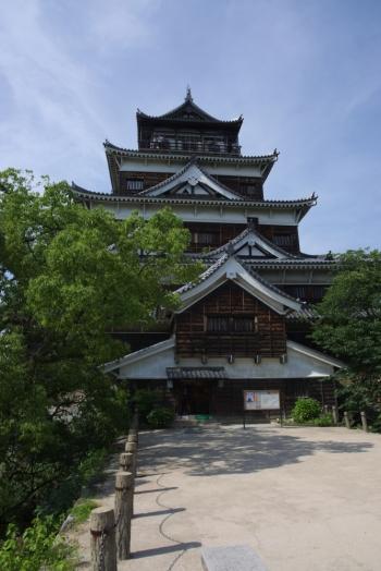 Hiroshima Castle 3