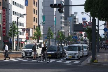 Hiroshima streetscape 2