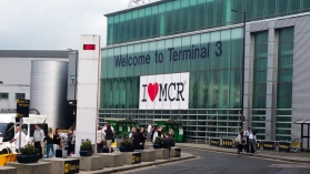 Leaving Manchester