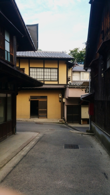 Miyajima local street