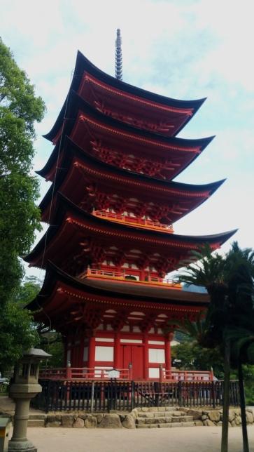 Miyajima temple 3