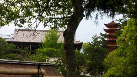 Miyajima temple 4