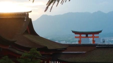 Miyajima temple 5