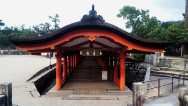 Miyajima temple 6-1