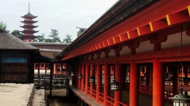 Miyajima temple 6